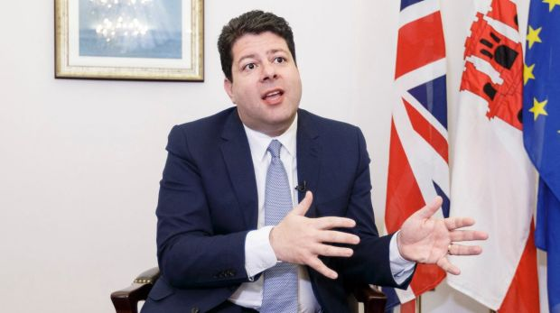 Chief Minister of Gibraltar, Fabian Picardo. The people of Gibraltar have twice voted to remain British rather than be ...