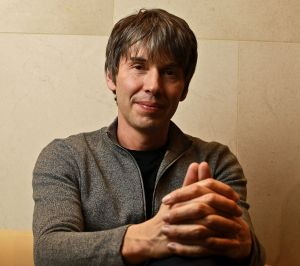 "Professor Brian Cox said public demonstrations ""are a good thing to do""."
