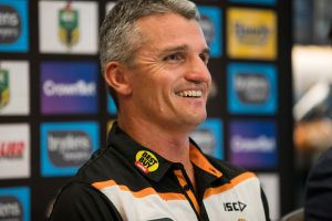 """Concerns: Ivan Cleary says the NRL's contract system is """"a bit of an issue in the game""""."""