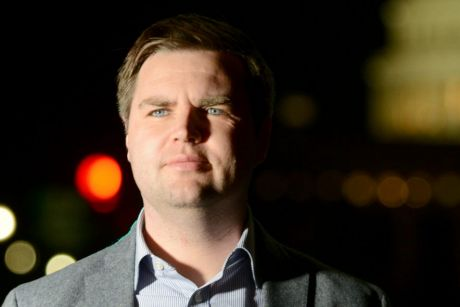 J. D. Vance, author of Hillbilly Elegy, has become the US' go-to white, rural translator.