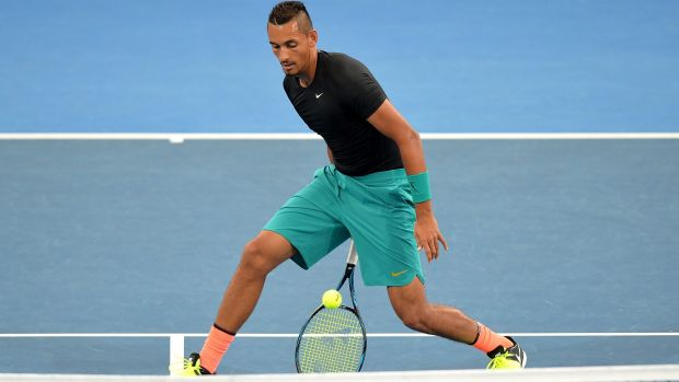 Nick Kyrgios Has Found The Promised Land Among Davis Cup