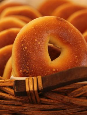 Dunkin' Donuts has been sued for putting margarine on bagels, not butter.