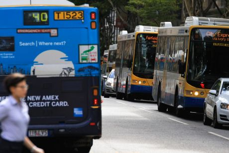 Should Brisbane have more dedicated bus lanes? The proposal has support.