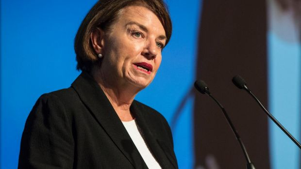 Australian Bankers' Association chief executive Anna Bligh said the levy was introduced without any consultation with ...