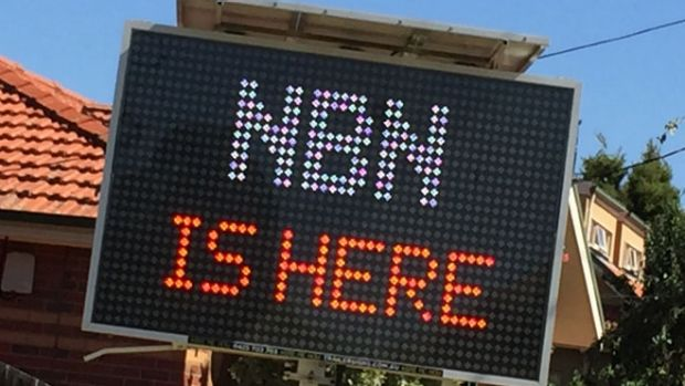 Complaints made to the Telecommunications Industry Ombudsman about NBN services increased by 5.4 per cent compared to ...
