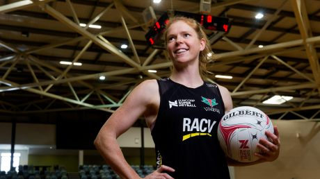 Vixen goal attack Tegan Philip has a chance to audition for a Commonwealth Games spot