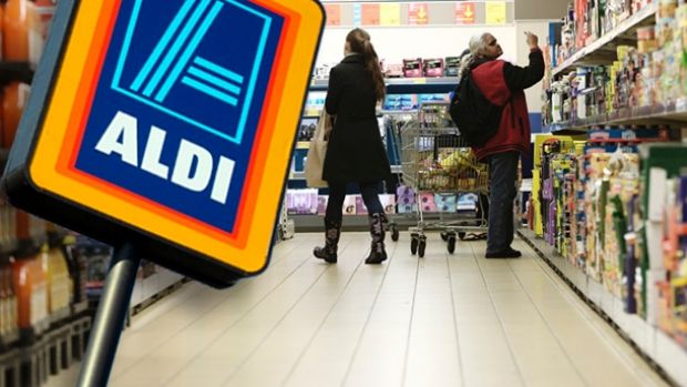 Aldi is celebrating its one year anniversary this year.