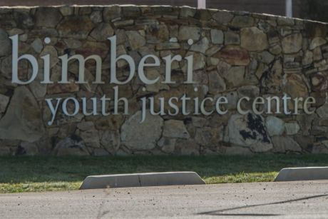 Bimberi Youth Justice Centre, Morisset Rd, Kenny. Photo by Karleen Minney.