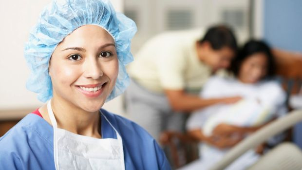 Caring professions such as nursing tend to be female-dominated and low paid.