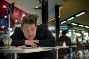 Eddie Perfect at Barkly Square Shopping Centre.