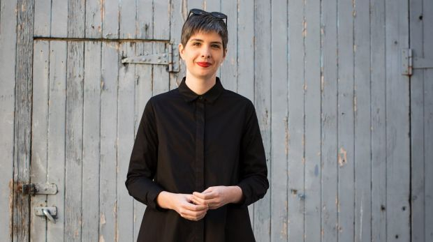 Michaela McGuire, new artistic director of the Sydney Writers' Festival.