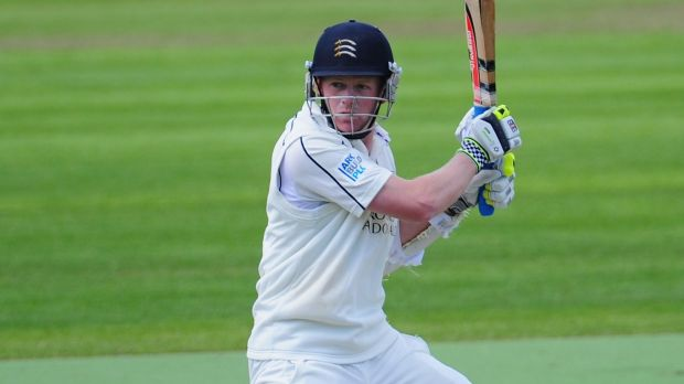 Sam Robson is hoping for selection in England's Ashes side.