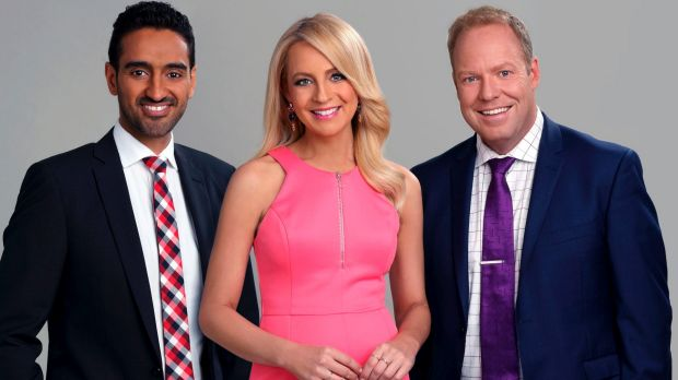 The Project's Carrie Bickmore will be in Canberra in coming weeks to support The Big Heart Project by Love Your Sister.