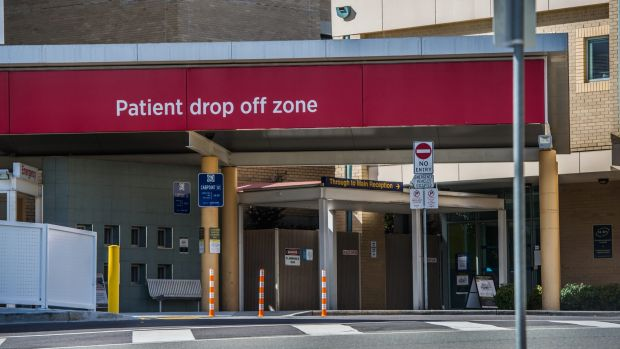 Four patients died by suicide on the Canberra Hospital campus in less than two years.