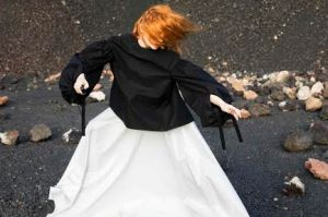 Striking visuals are a hallmark of English duo Goldfrapp.