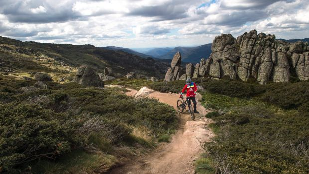Tim Windshuttle said the extension of Thredbo's All-Mountain Bike Trail and the Thredbo Valley Track make it the longest ...