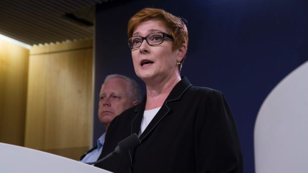 Defence Minister Marise Payne says Pyongyang's missile test was reckless and provocative.