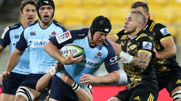 Impact: Waratahs prop Paddy Ryan will replace the suspended Sekope Kepu in the starting line-up this week.