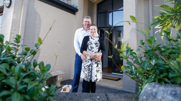 Shell Cove residents Graeme and Kim Perry were on a 12-month intro deal of 3.59 per cent with a smaller lender and the ...