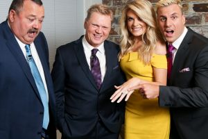 Uncertain future: Darryl Brohman's, Paul Vautin's and Beau Ryan's futures are up in the air, while Erin Molan will host ...