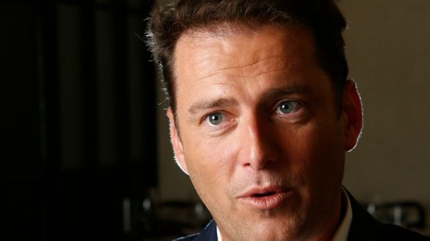"Karl Stefanovic has called out Princess Diana's former butler for saying Kate Middleton doesn't have ""the X factor""."