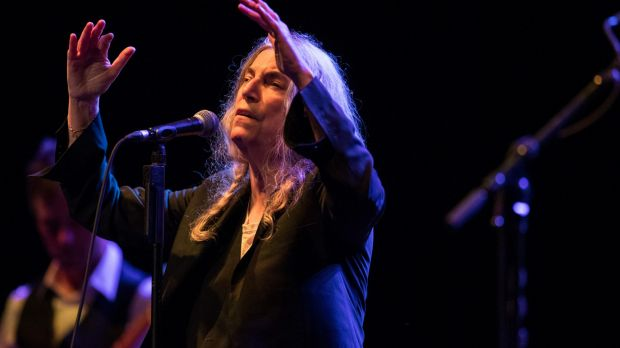 Unmissable: This is Patti Smith's last hurrah in Australia.