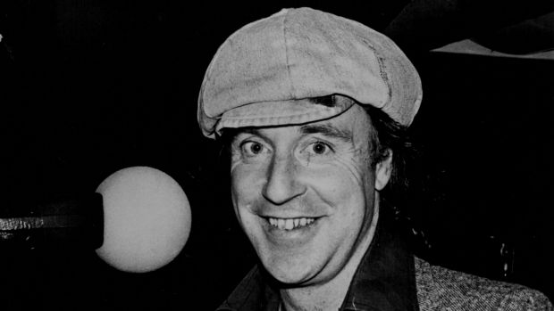 """John Clarke the man behind Fred Dagg once dubbed """"the thinking man's Paul Hogan""""."""