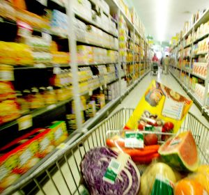 Same-store supermarket sales grew 3.6 per cent during the year, pulling ahead of rival Coles.