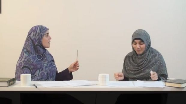 A video made by the Women of Hizb ut-Tahrir Australia went viral in April after demonstrating how a husband could use a ...
