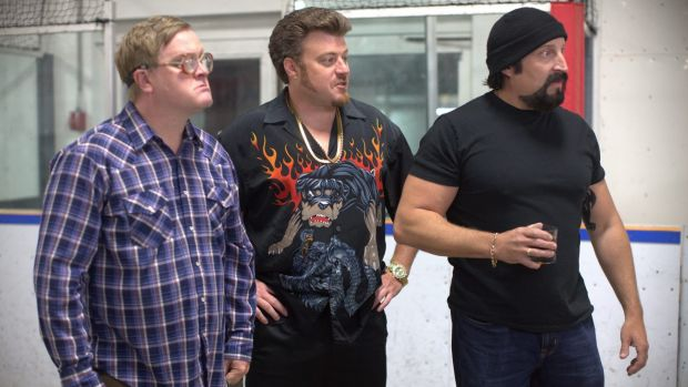 trailer park boys vulgar raunchy and How to use the trailer park boys  call me fitz is another raunchy stoner show made just down by the movie  it's a show about swearing, vulgar criminals.