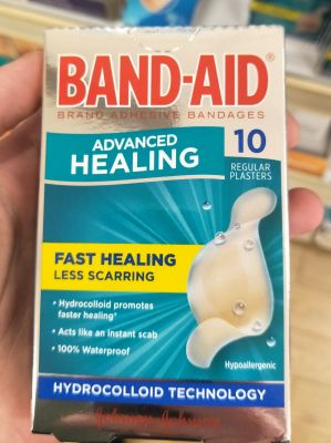 """Fast Healing - Less Scarring""."