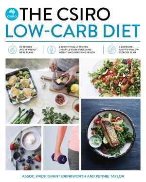 <b>The CSIRO Low-Carb Diet</b> tops the Food & Drink bestsellers' chart.