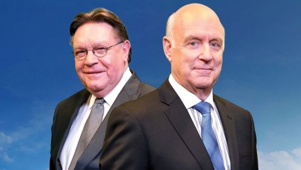 Bryan Dawe and John Clarke were one of television's most enduring comedic partnerships.