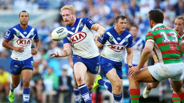 Roster overhaul: Skipper James Graham has been mentioned among those reportedly shopped to other clubs.
