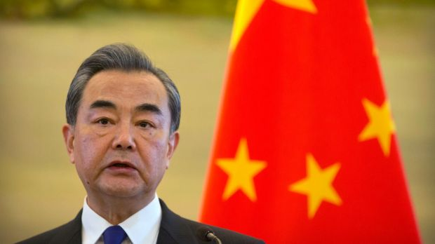 Chinese Foreign Minister Wang Yi has warned against the rising tension.