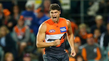 Response: Patton's game against Brisbane was one of his best.