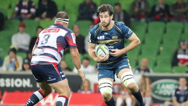 Sam Carter make his comeback against the Rebels.