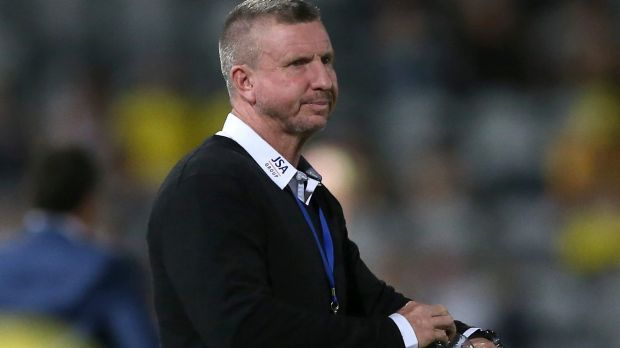 After being confirmed as last place finishers, the Newcastle Jets sacked coach Mark Jones.