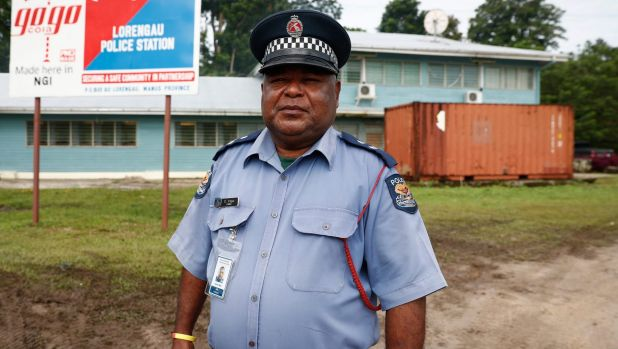 Manus Province Police Commander David Yapu says soldiers assaulted refugees, his policemen, PNG immigration officers and ...