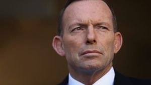 Vision for the future: former prime minister Tony Abbott has laid out his policy manifesto to the Institute of Public Affairs