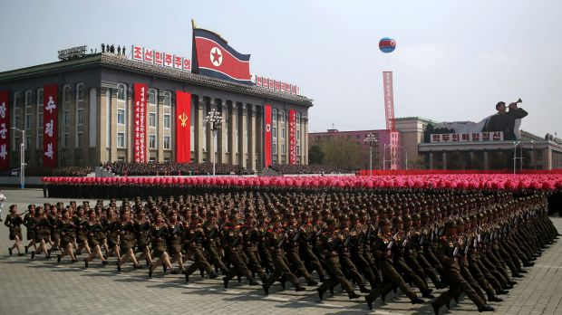 North Korea has warned the US of a preemptive strike.