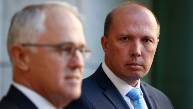 Dutton to head up mega-security department