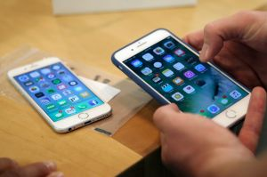 Smartphone makers will be just like any commodity and Aitken thinks the smartphone cycle is peaking so is also cautious ...