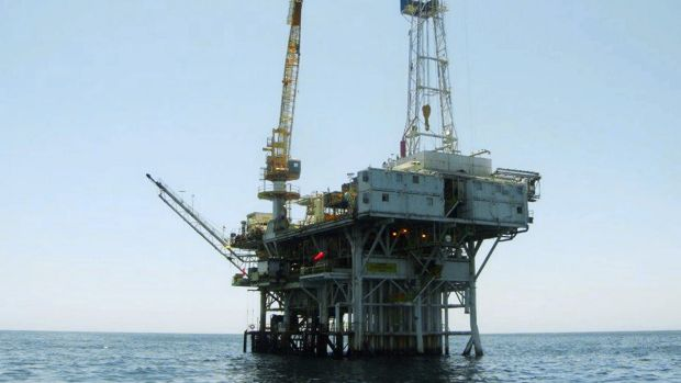 Platform Holly, an oil drilling rig off California, has   been decommissioned yet the Trump Administration wants to ramp ...
