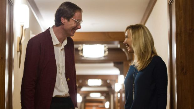 Characters that could have been picked out of a hat: Stephen Merchant and Lisa Kudrow.