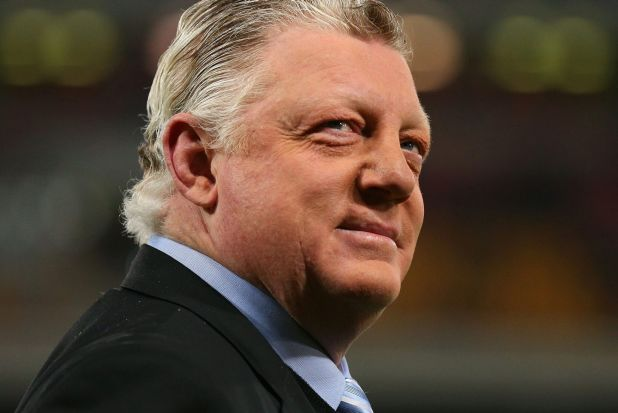 Toxic: Panthers supremo Phil Gould doesn't want his players involved for NSW due to concerns about the Blues culture.