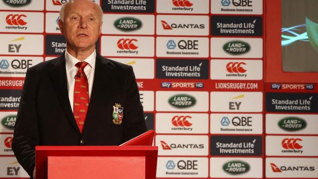 Lions tour manager shoved, abused by drunk fan