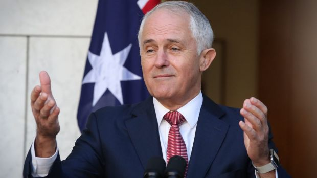 """Are you proud of our Australian values? Are you a proud Australian?"" Malcolm Turnbull asked a journalist at a Thursday ..."