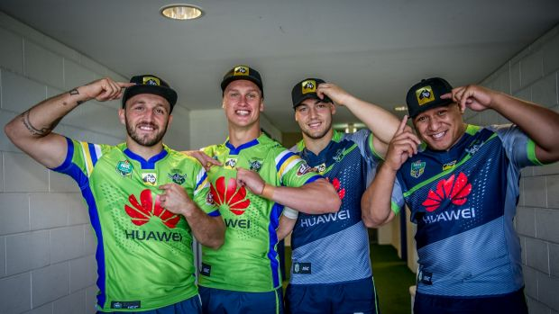 The Canberra Raiders now have a jersey worth $2.2 million after ITP signed on as a major sponsor.