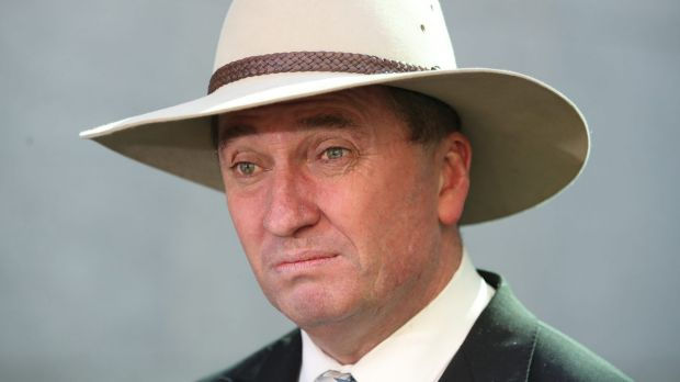 Deputy Prime Minister Barnaby Joyce said the government considered several regional cities to host the new Regional ...
